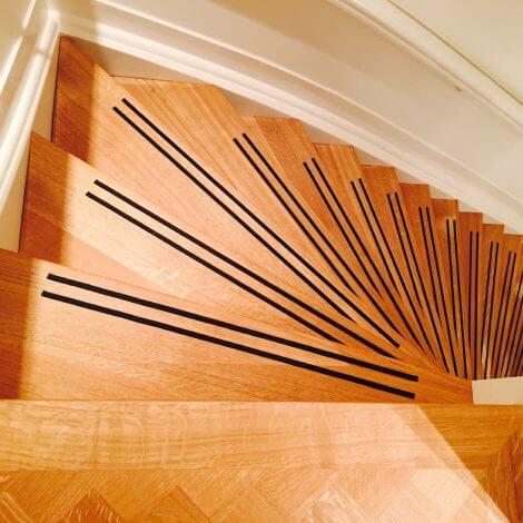 Uw trap laten bekleden door een professional het Vloerenhuis in Amsterdam kan u daarbij helpen