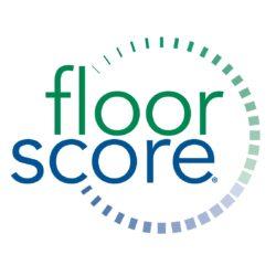 Floorscore is floor score voor uw vloer. Als dit certificaat op de vloer zit betekend het dat de productie groen is.