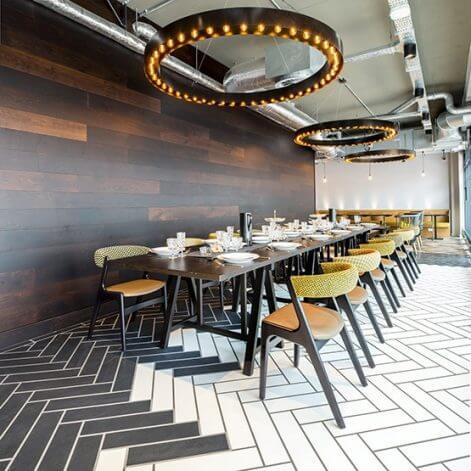 Amtico plak pvc vloeren op vloerverwarming zijn de beste PVC vloeren van Amsterdam