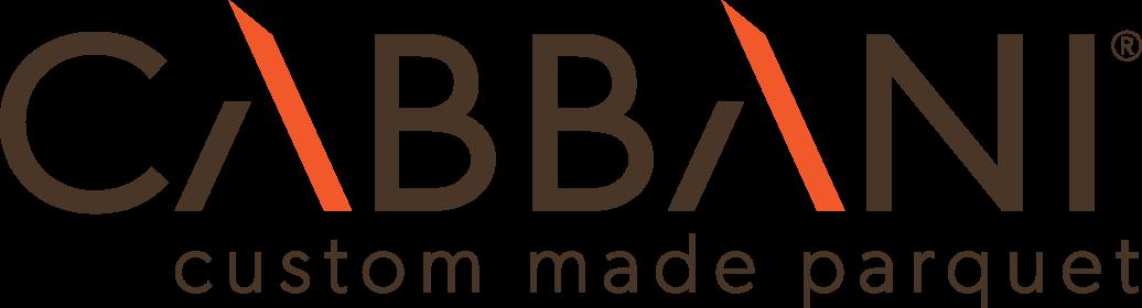 Het logo van Cabbani parket vloeren in Amsterdam
